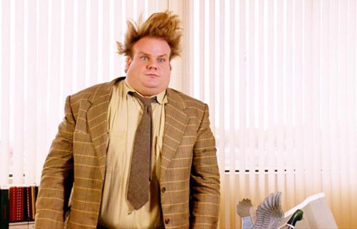 Chris Farley: the story of the rise and fall of the great comic actor