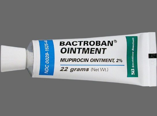 Antimicrobial ointment